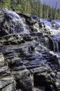 Glacier NP waterfall_3